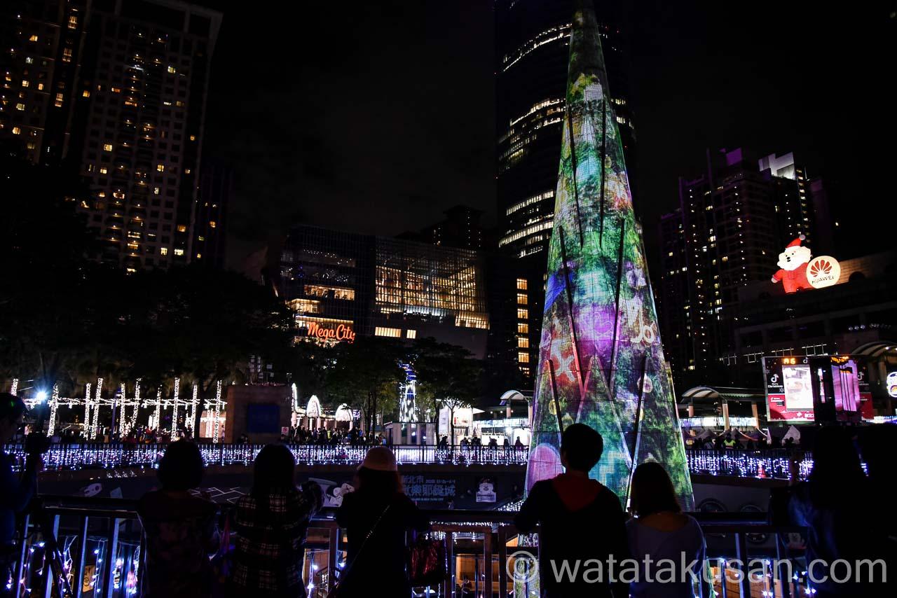 台湾のクリスマスイベント