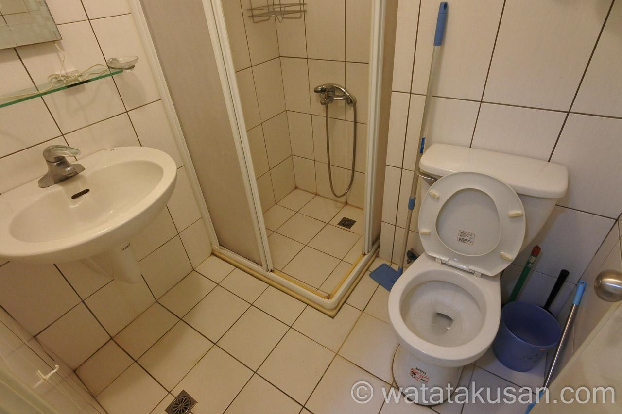 洗面所 トイレ バスルーム
