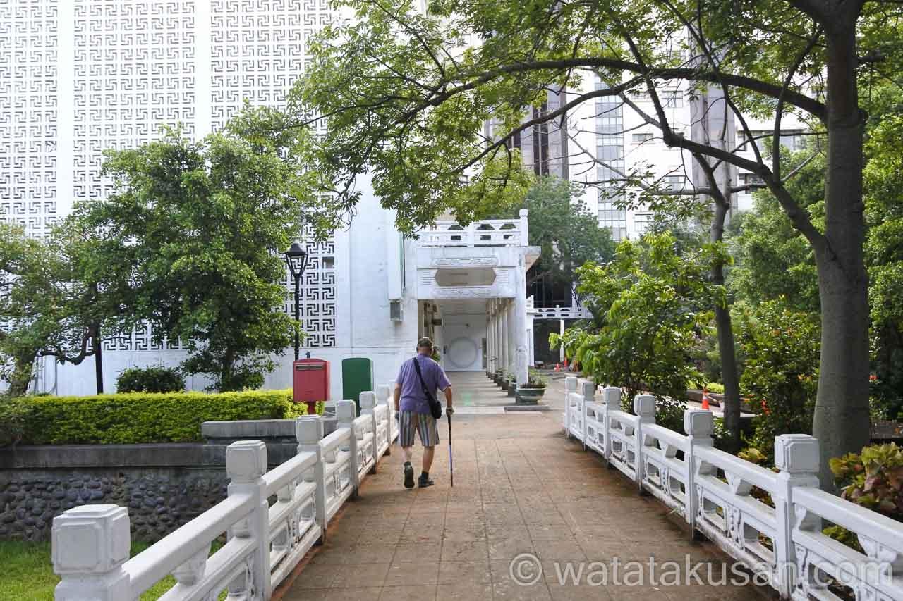僕が淡江大学の春夏集中中国語プログラム (ICLP)に参加した目的